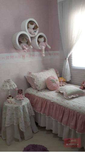 Imagem 1 de 30 de Apartamento Com 2 Dormitórios À Venda, 55 M² Por R$ 280.000,00 - Macedo - Guarulhos/sp - Ap0095