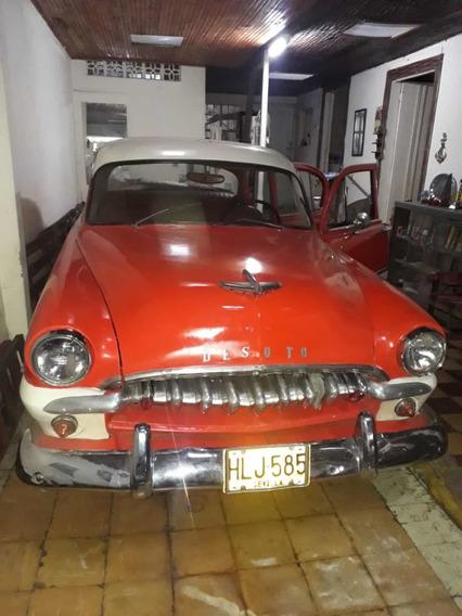 Desoto 1954 Automóvil Sedan