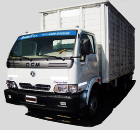 Dfm Duolica 2013 5.5 Tn. Motor Cummin 56.000 Km