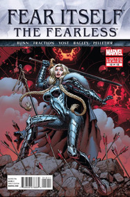 Marvel Fear Itself The Fearless - Volume 12