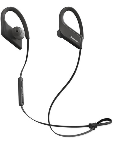 Audífonos Bluetooth Panasonic Sport Bts35 In Ear Negro