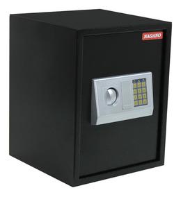 Cofre Eletrônico Digital 35x35x45 Cm Com Prateleira