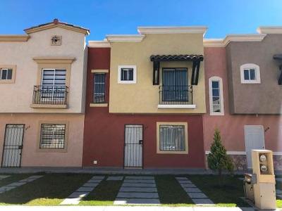 Bonita Casa Nueva En Renta En Fracc Real Toledo En Pachuca