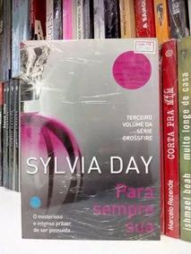 Livro Para Sempre Sua Vol.3 Sylvia Day