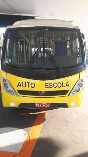 Micro Ônibus Escolar V6 - 25 Lugares 2013 Pronta Entrega