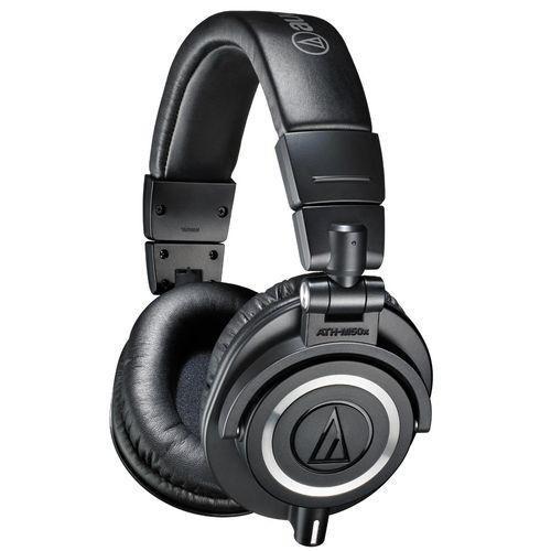 Fone De Ouvido Audio Technica Ath-m50x