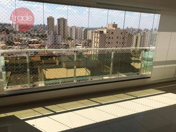 Apartamento Com 3 Dormitórios À Venda, 136 M² Por R$ 800.000 - Jardim Irajá - Ribeirão Preto/sp - Ap4777