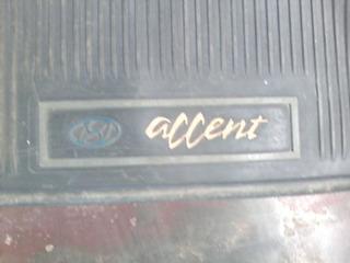 Alfombra De Maletero De Hyundai Accent