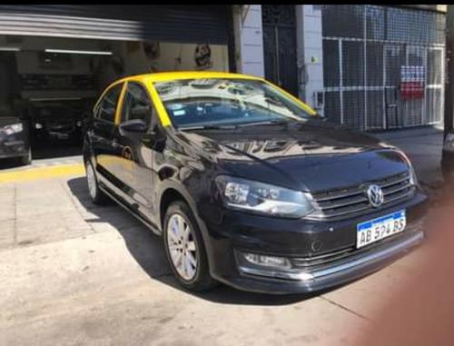 Imagen 1 de 14 de Volkswagen Polo 1.6 Msi Trendline 2017