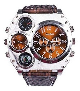 Relojes De Pulsera,reloj Oulm Hombres De La Manera Del E..