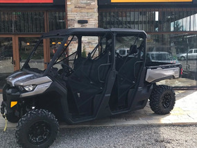 Can Am Utv Defender Max Xt Hd10 1000 2017 600km - Atv L Sur