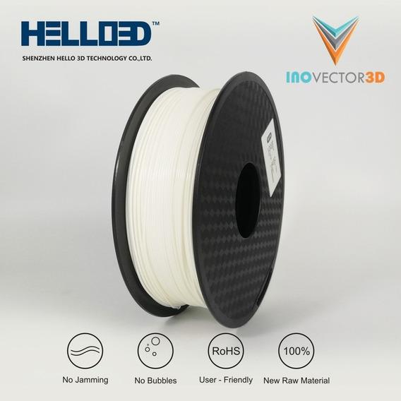 Filamento Pla Branco - Para Impressão 3d - 1kg