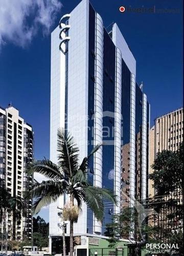 Imagem 1 de 9 de Sala Comercial Alphaville - Personal Business Office  - Cf33857