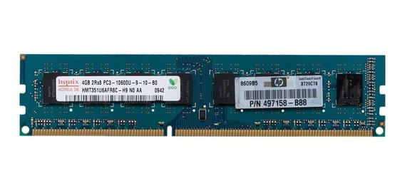 Memorias Ddr3 4gb 1600mhz Intel Y Amd 1rx8/2rx8 Compatibles!