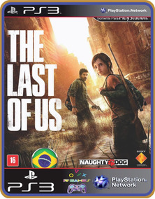 Ps3 The Last Of Us Dublado Em Português Mídia Digital