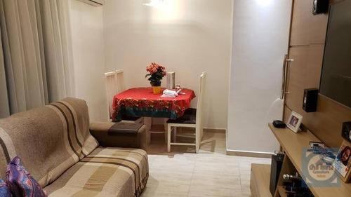 Imagem 1 de 20 de Casa Com 2 Dormitórios À Venda, 103 M² Por R$ 530.000,00 - Marapé - Santos/sp - Ca1031