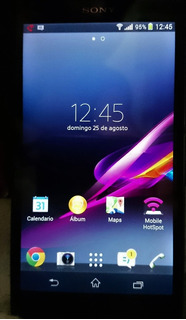 Sony Xperia Z C6606 Liberado 4g 16gb 2gb Ram 5pulg Quad Core