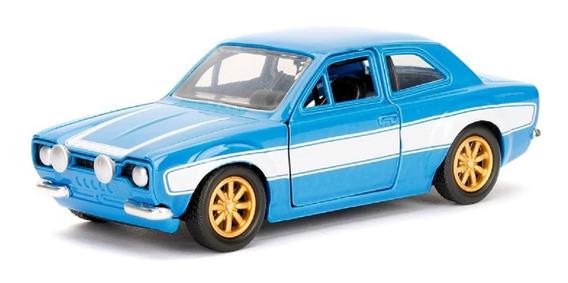 Rapido Y Furioso 1974 Ford Escort N°38 La Nacion