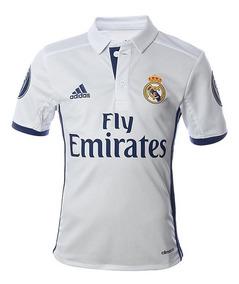Jersey Real Madrid S94992 Original Con Etiquetas Look Trendy