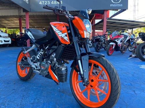 Ktm- Duke 200