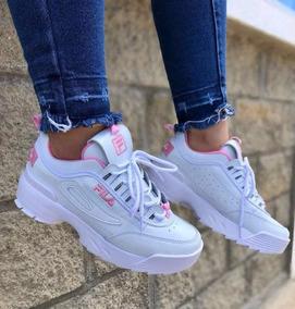 Tenis Zapato Casual Mujeres Mujer Fila Deportivo Dama UGMpqVSz