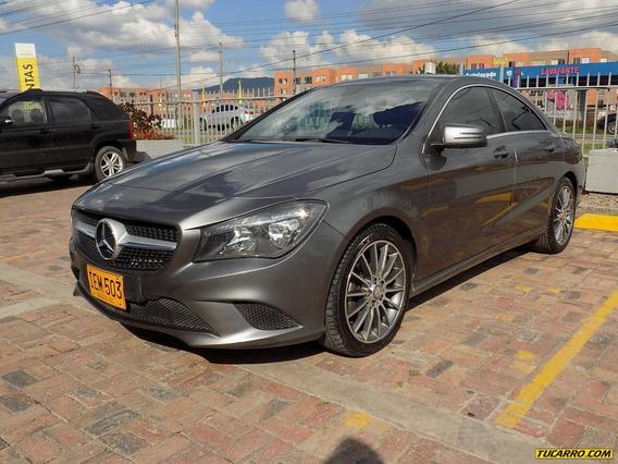 Mercedes Benz Clase Cla Cla 200 1.6cc At Aa