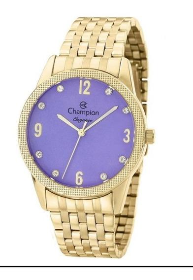 Relógio Champion Feminino Analógico Cn26082d