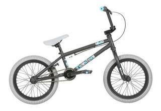 19 Bici 16 Bmx Haro Downtown Negro Mate
