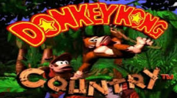 Donkey Kong Country Para Ps3 Destravado
