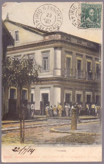 Natal - Rio Grande Norte - Vasconcellos E Cia. 04121722