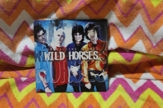 Rolling Stones Wild Horses Cd Single