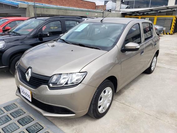 Renault New Sandero Life + 1.6 5p 2019 Ejm453