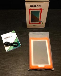 Tablet Philco Tp7a4n 7 Pul 8 Gb Bluetooth + Funda Confort
