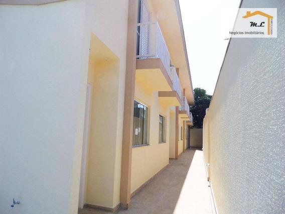 Sobrado Com 2 Dormitórios À Venda, 68 M² - Vila Alpina - São Paulo/sp - So0577