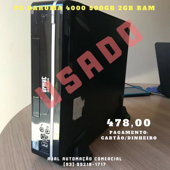 Computador Daruma Pc 4000 | 500 Gb 2gb
