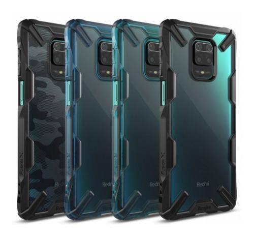 Case, Funda Ringke X Fusion Xiaomi Redmi Note 9s / Pro / Max