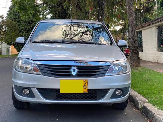 Renault Logan Dynamique 1.6 Perfecto Estado No Permutas
