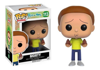 Funko Pop Rick And Morthy. Morty