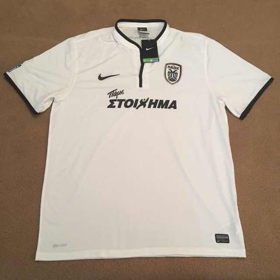 Camisa Paok Away 2013/14 - Nike