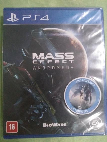 Massa Effect Andromeda Lacrado Ps4