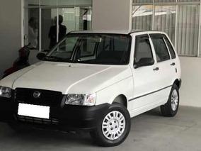 Fiat Uno 1.0 Mille Fire 8v Flex Branco 2006