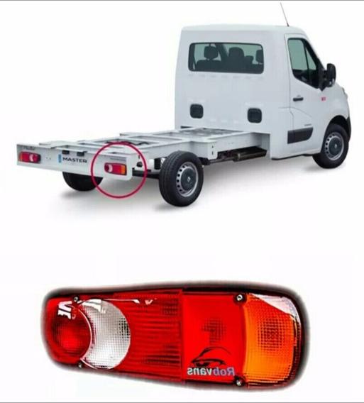 Lanterna Traseira Renault Máster 2014 Em Diante Chassis Dir