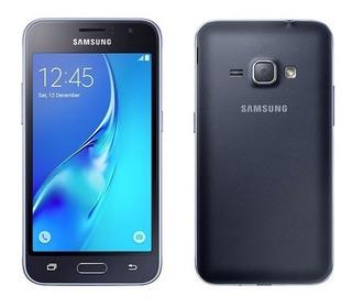 Telefono Samsung Galaxy J1 2016 Negro 1gb Ram 8gb Memoria