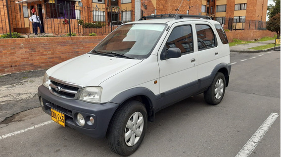 Daihatsu Terios 1.300cc 4x4 Aa Mt