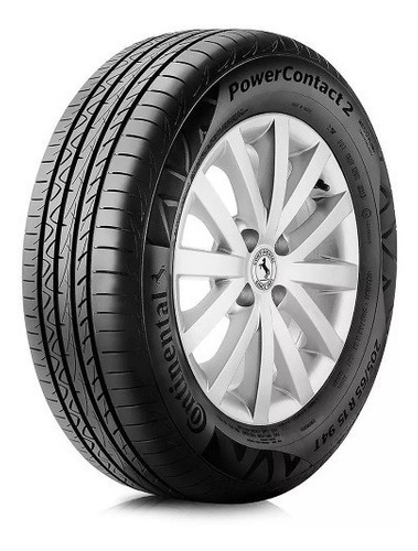 Neumático 185/65 R14 86t Continental Power Contact 2 - Fs6