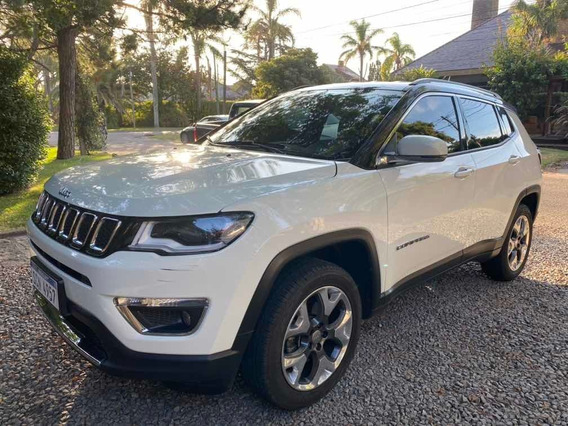 Jeep Compass 2.4 Limited 4x4 At 5p 2019