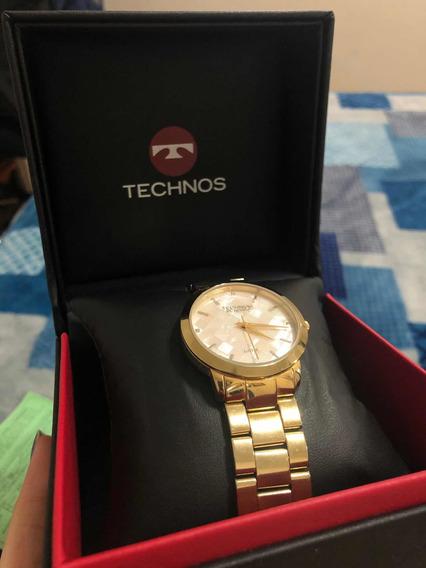 Relógio Technos - Madre Pérola - Modelo 2036lna/4b