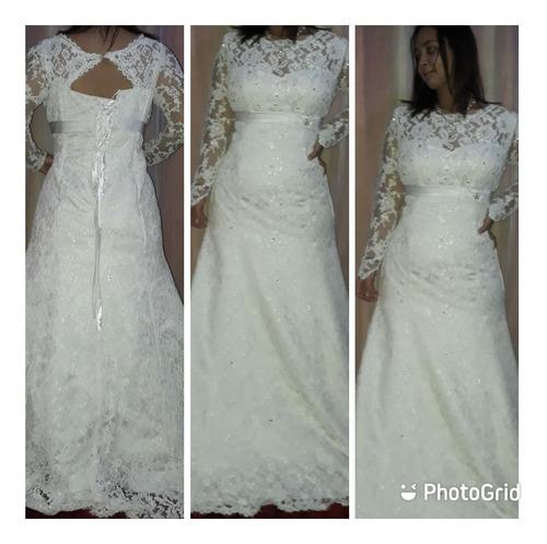 Vestidos De Noivas Branco Estilo Princesa E Tomara Que Caia