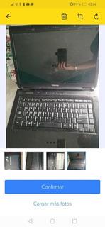 Notebook Toshiba Para Repuestos