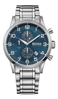 Reloj Hugo Boss Aeroliner Hb1513183 Entrega Inmediata